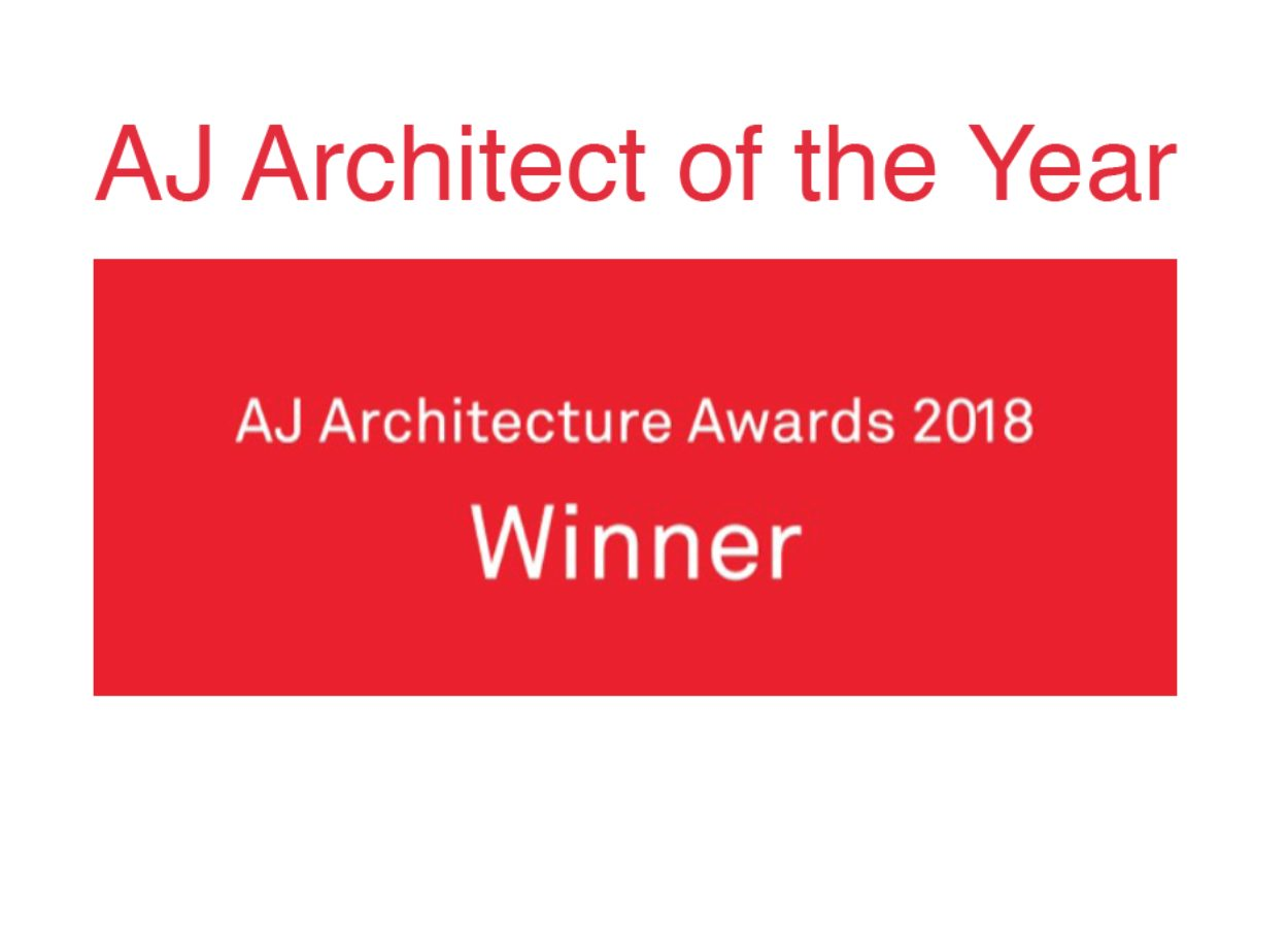Architects Journal 'Architect of the Year'