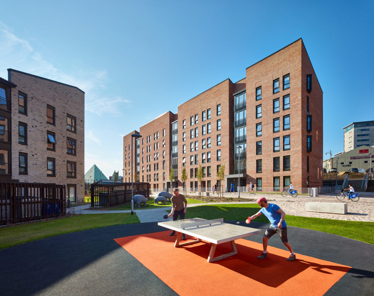 Anderston Regeneration Phases 4 & 5