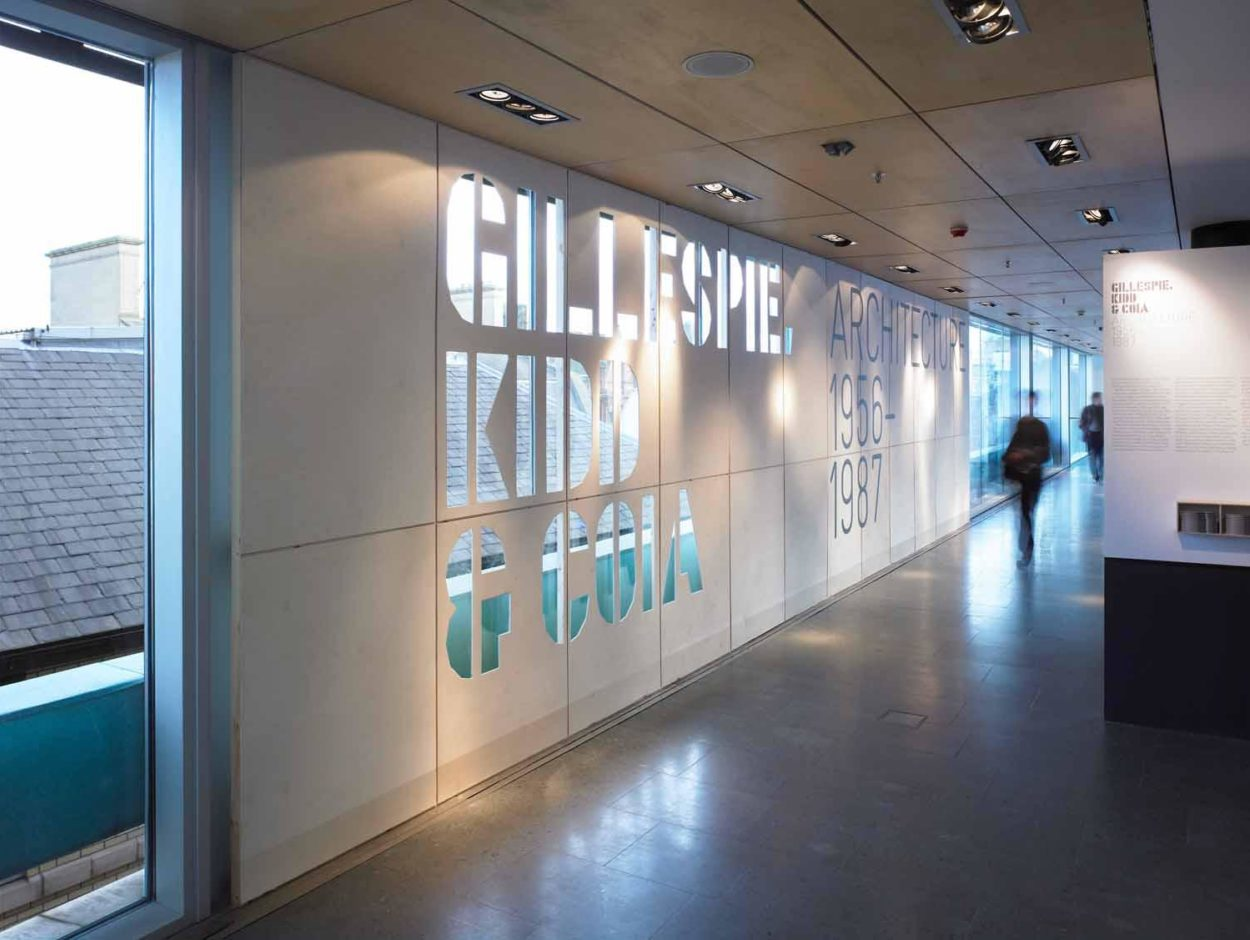 Gillespie, Kidd and Coia Exhibition
