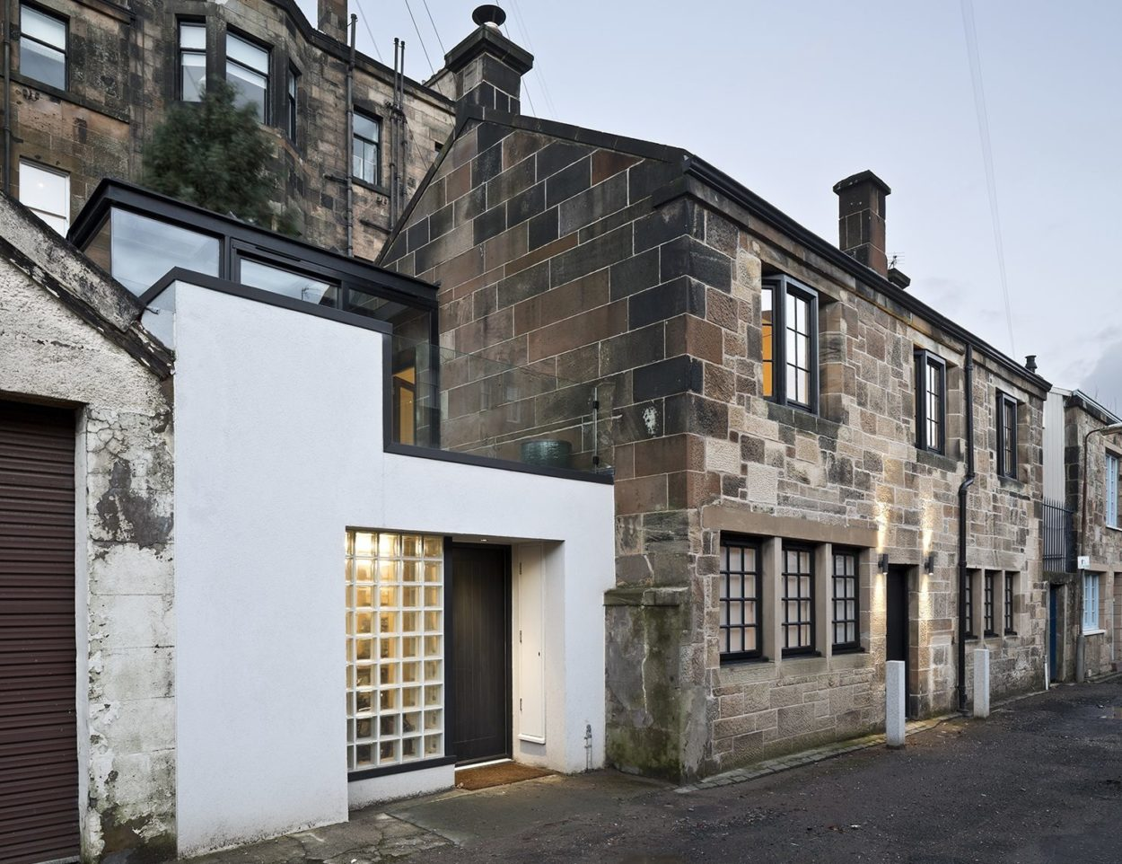 Mews House Conversion