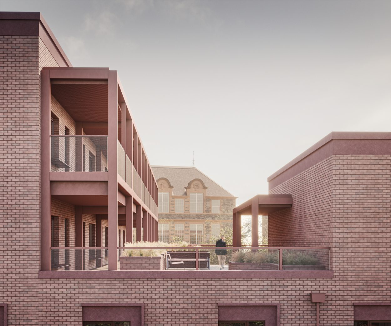Powderhall Intergenerational and Passivhaus facility