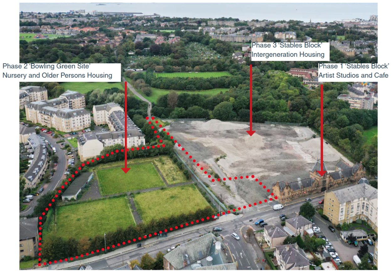 Powderhall Place Brief and Strategic Plan