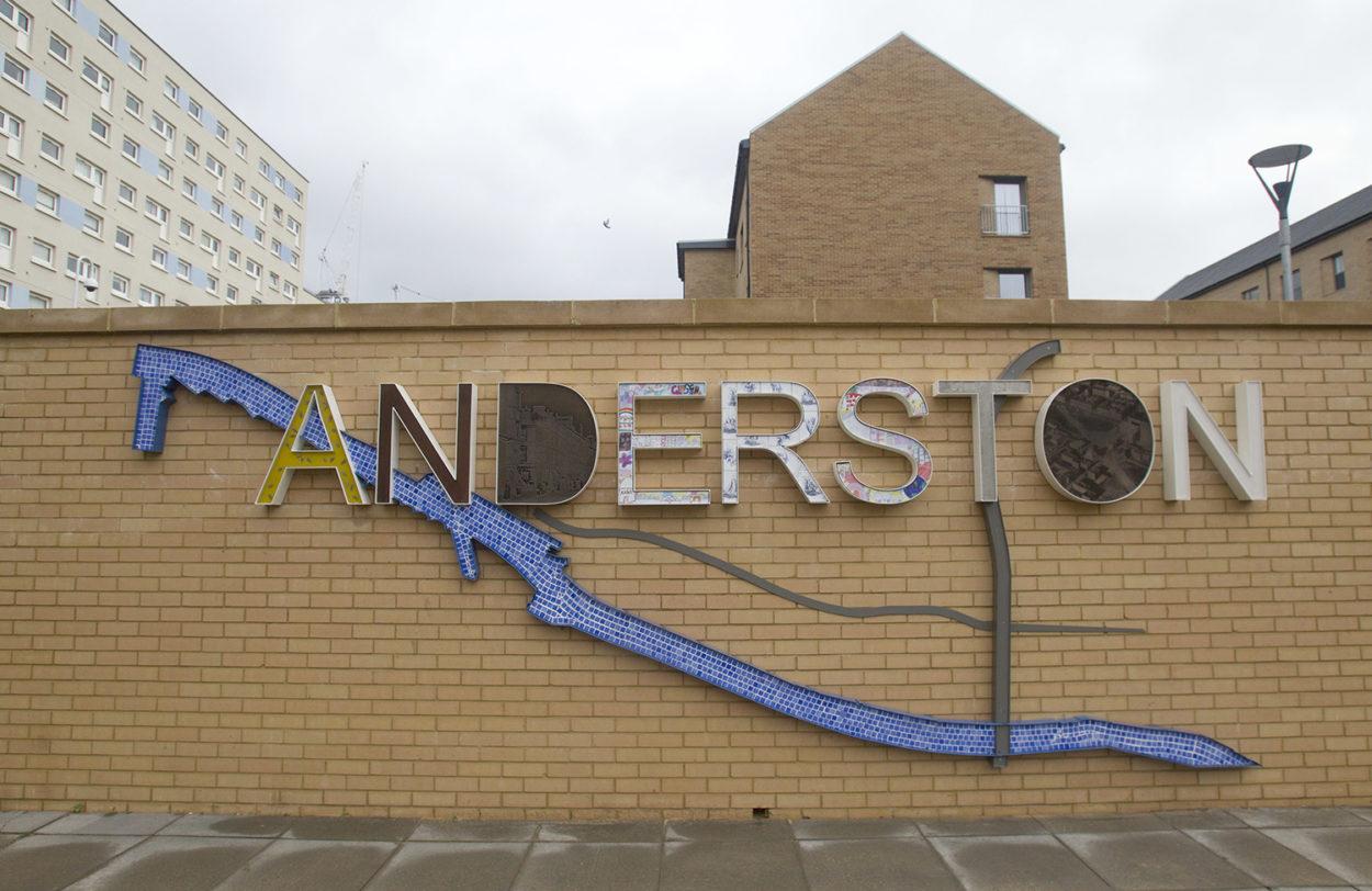 Anderston Mural