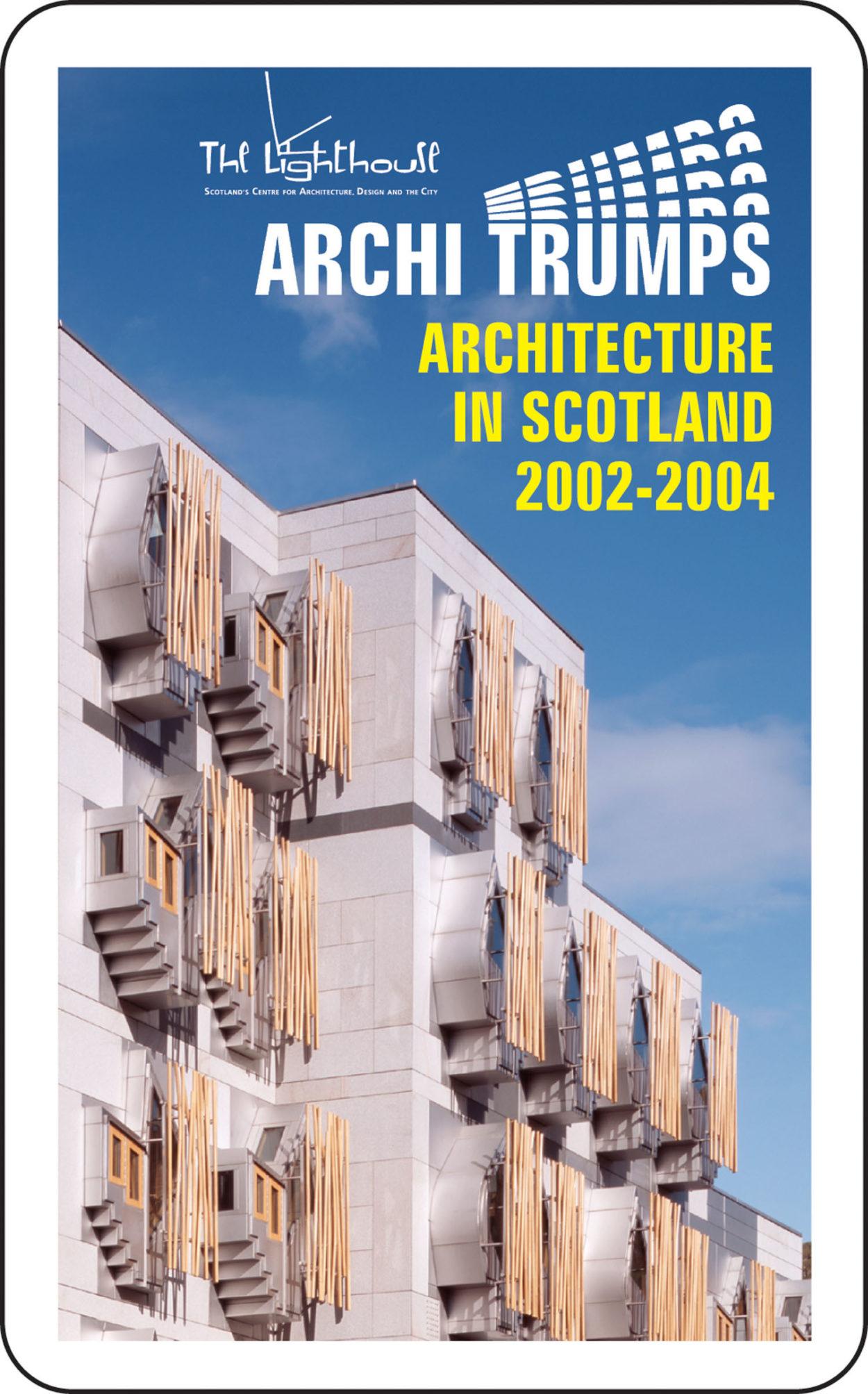 Architecture in Scotland
