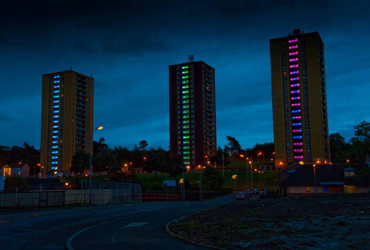 Castlemilk Lighting