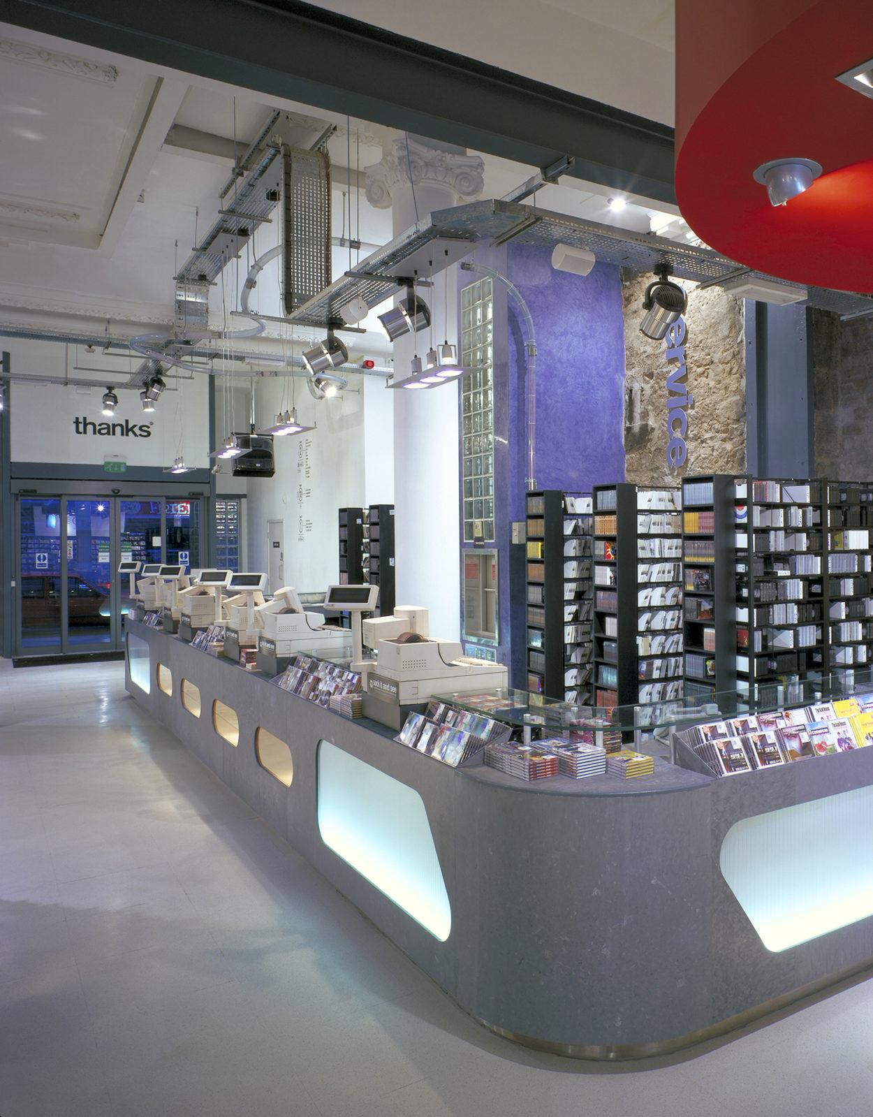 Fopp Record Stores
