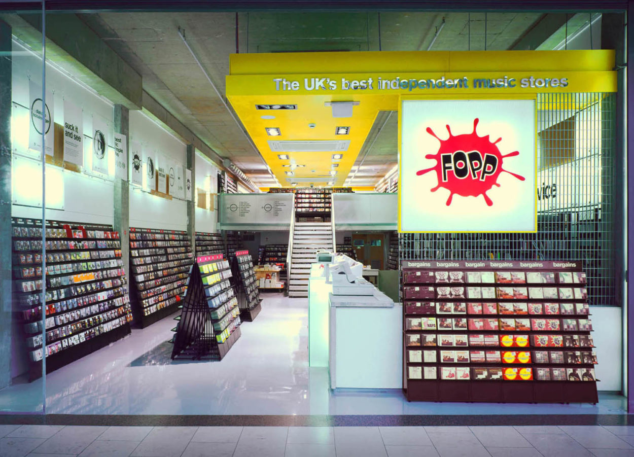 Fopp Record Stores