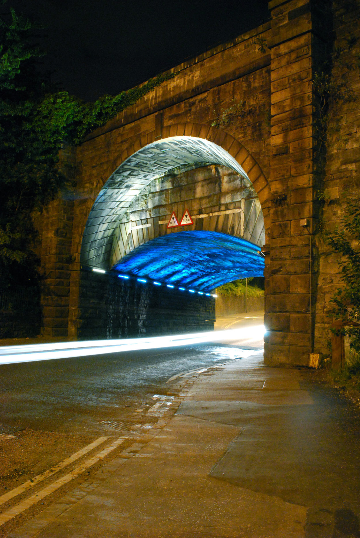 Forth and Clyde Canal Lighting