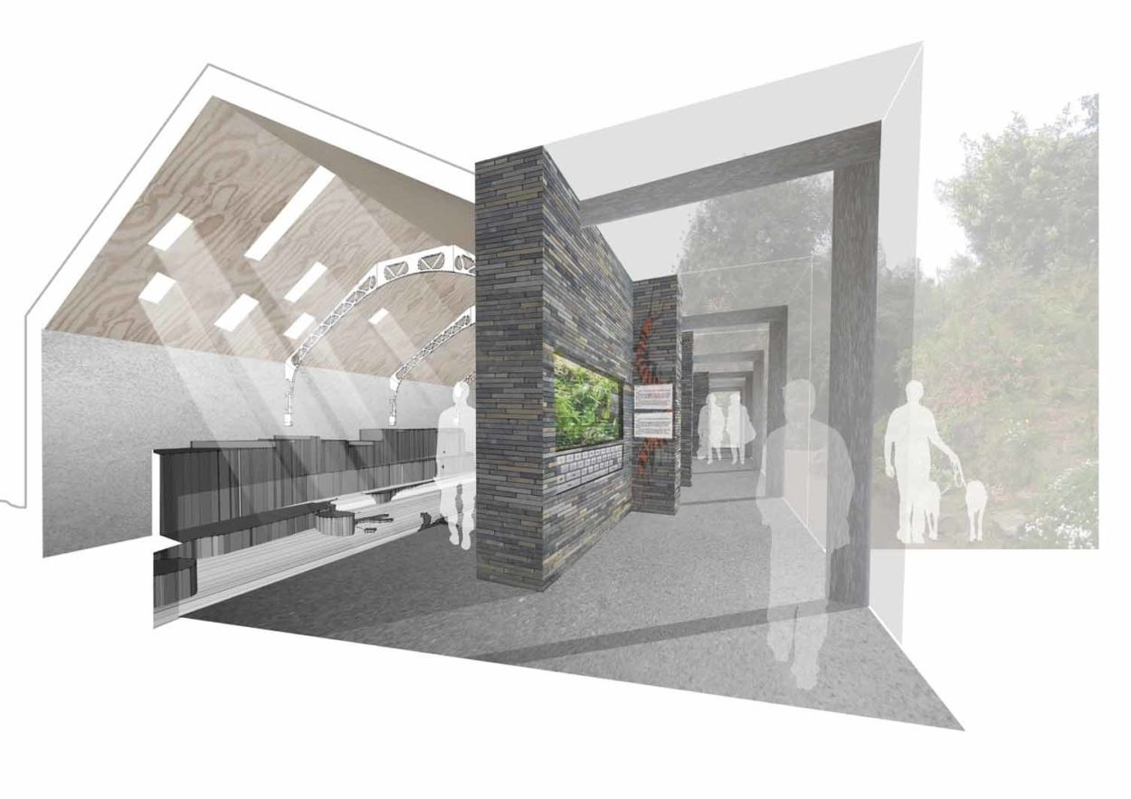Fossil Grove House