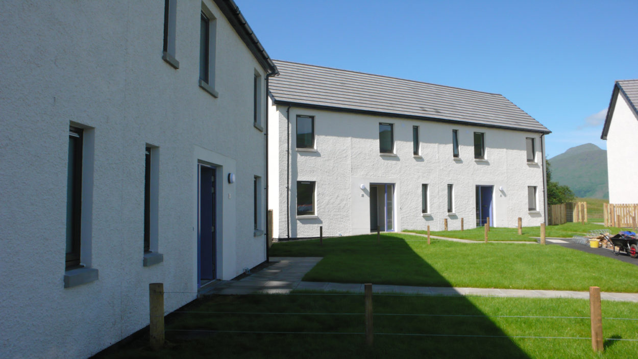 Scott Terrace, Dalmally