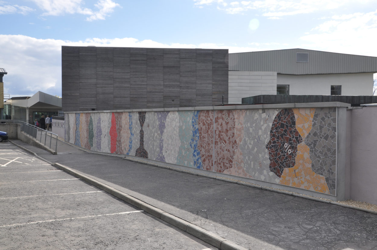 The New Easterhouse Mosaic
