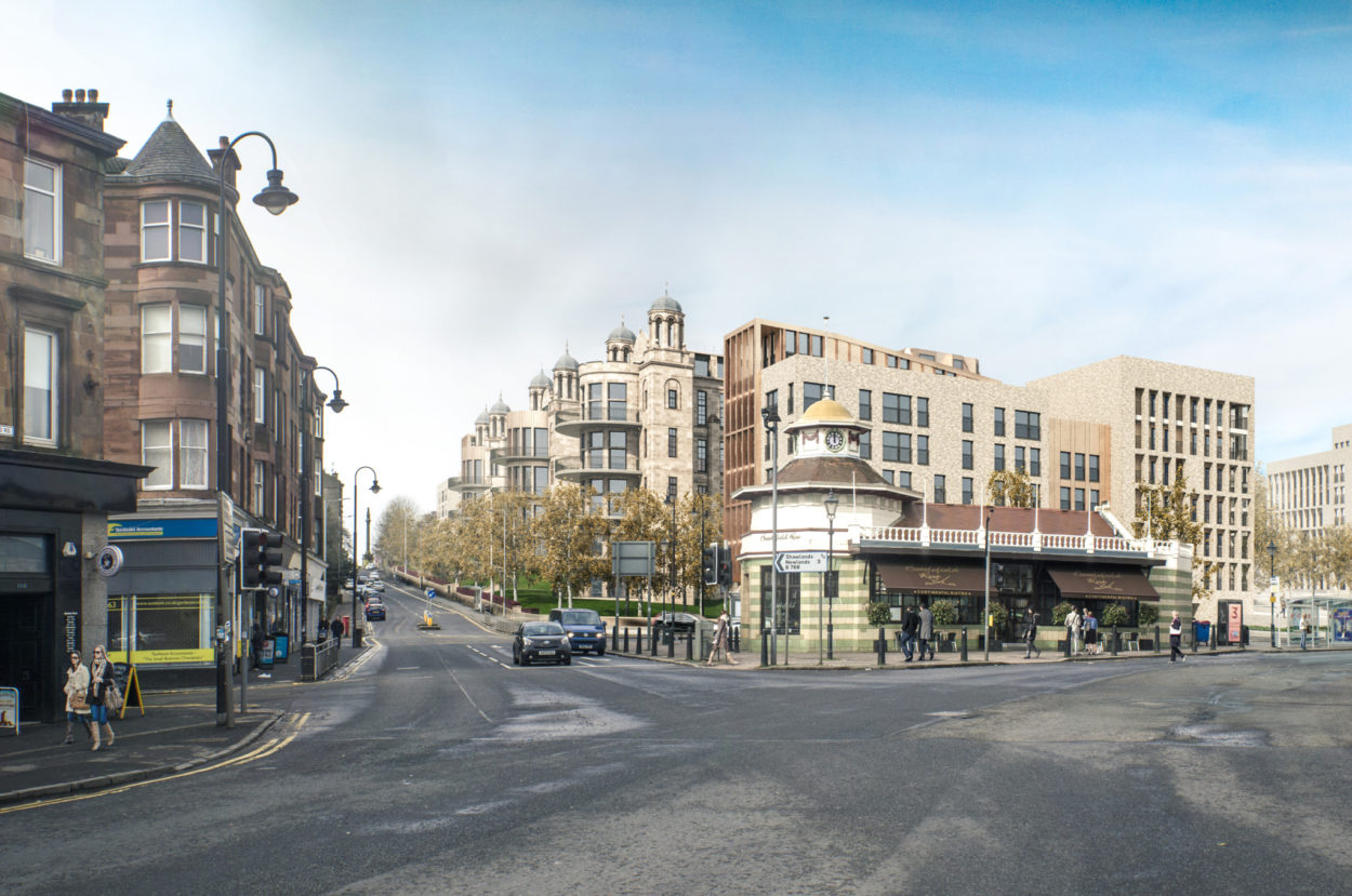 Victoria Infirmary Redevelopment