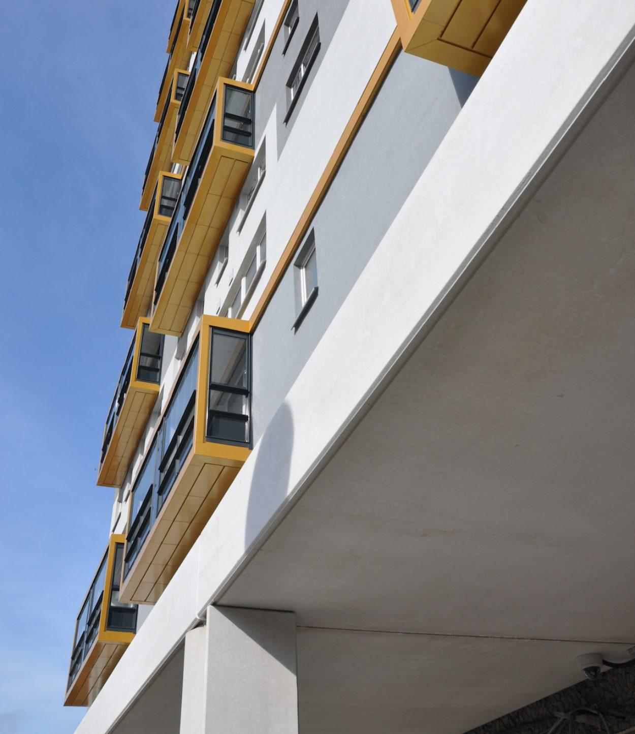 Woodside Multi Storey Flats